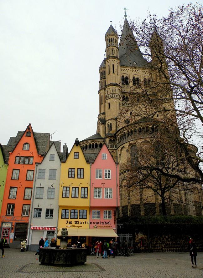 Fischmarkt Altstadt !