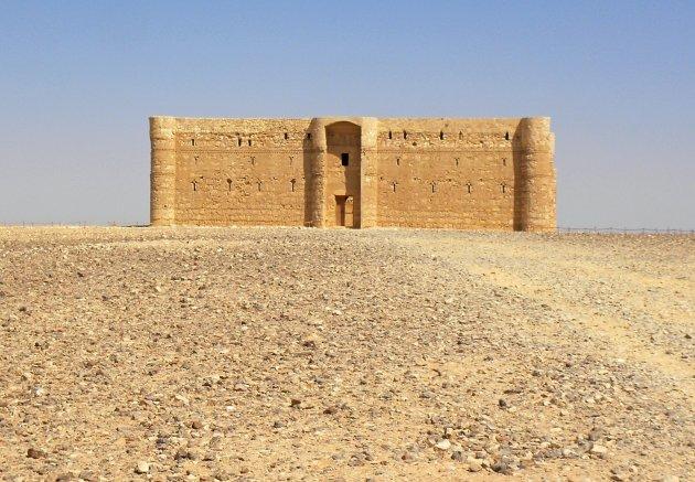 Woestijnkastelen