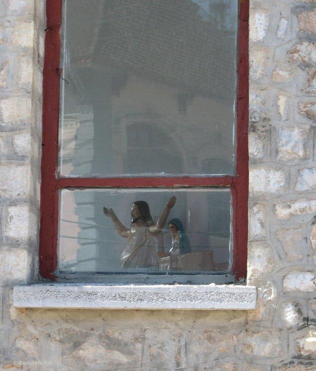 Kijkje in de kerk