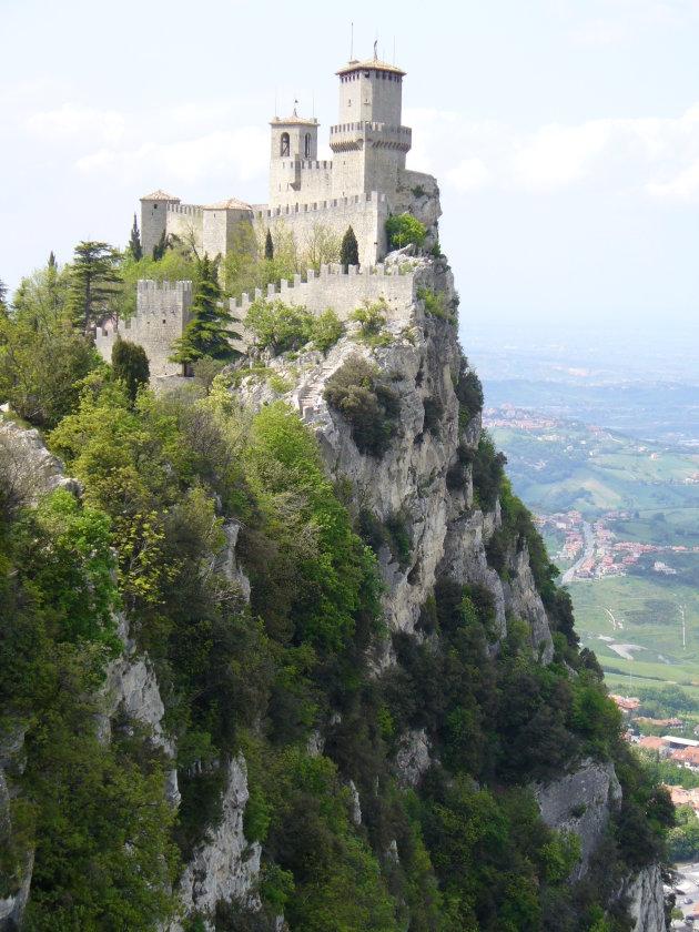 """La Rocca"" van San Marino"