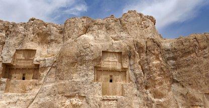 3000 jaar geleden in de buurt van Persepolis