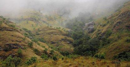 Drakensbergen: Een Mythisch Landschap