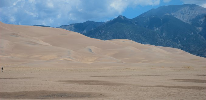 Great Sand Dunes NP and Preserve