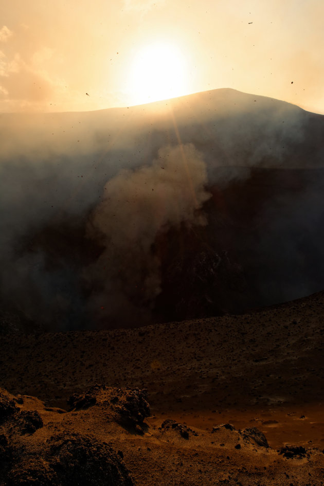 Mount Yasur II