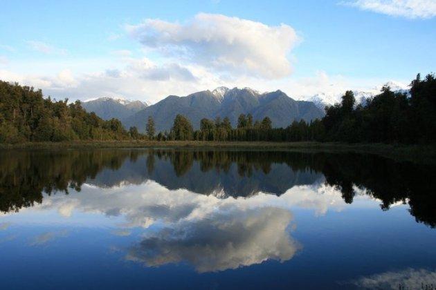 Lake Mathisson, Zuidereiland, Nieuw Zeeland