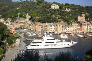 Portofino, parel aan de Ligurische rivièra