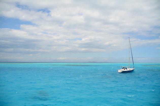 Fiji - uitzicht vanaf Cloud 9