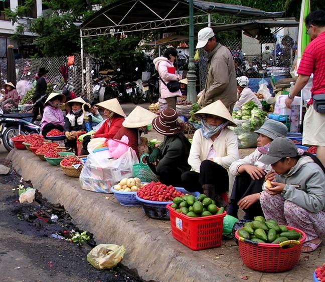 Het leven in Vietnam