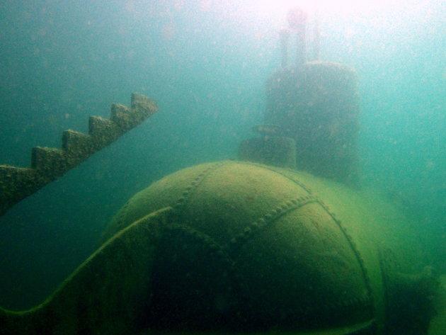 De Nautilus van kapitein Nemo