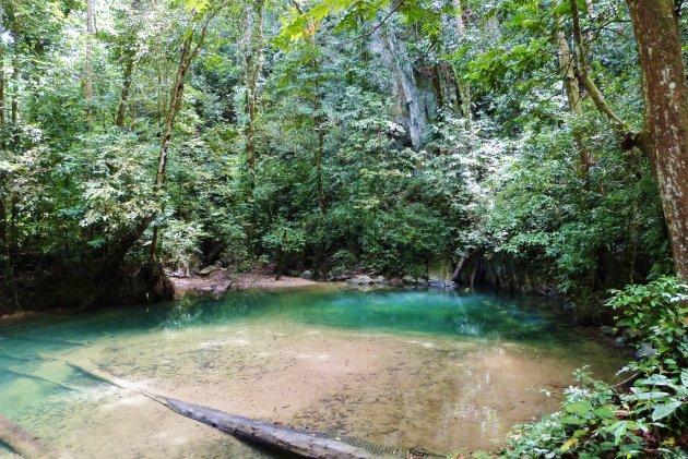 Verstopte tropische plekjes