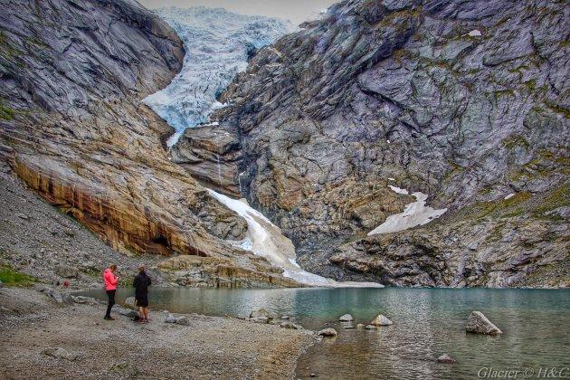 Glacier Hiking