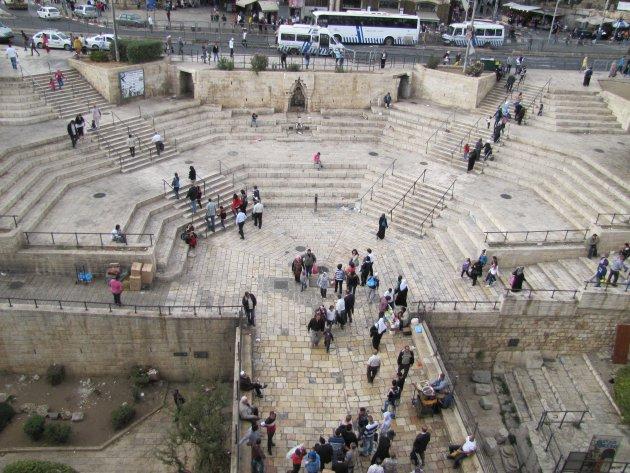 Voor de Damascuspoort