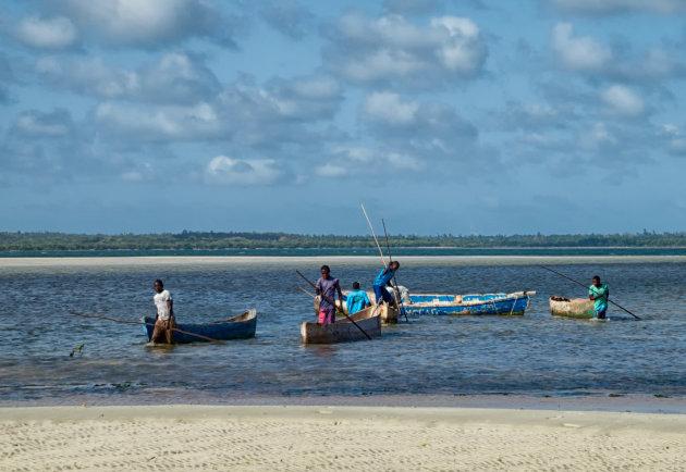 Kanoen in Watamu Marine National Park and Reserve