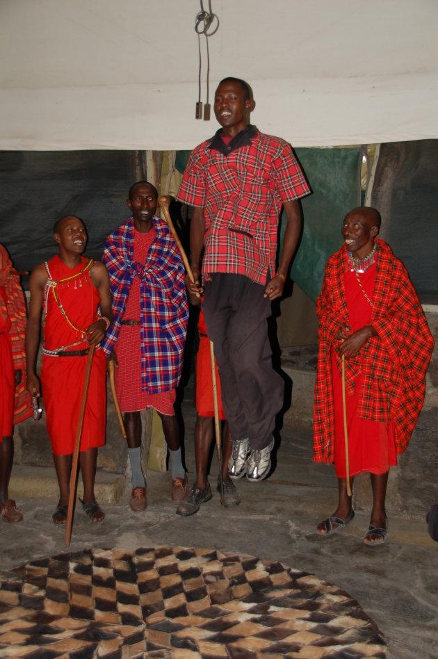 Aanrader overnachten in Nyumbu Camp