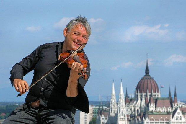 Een stralende lach in Boedapest