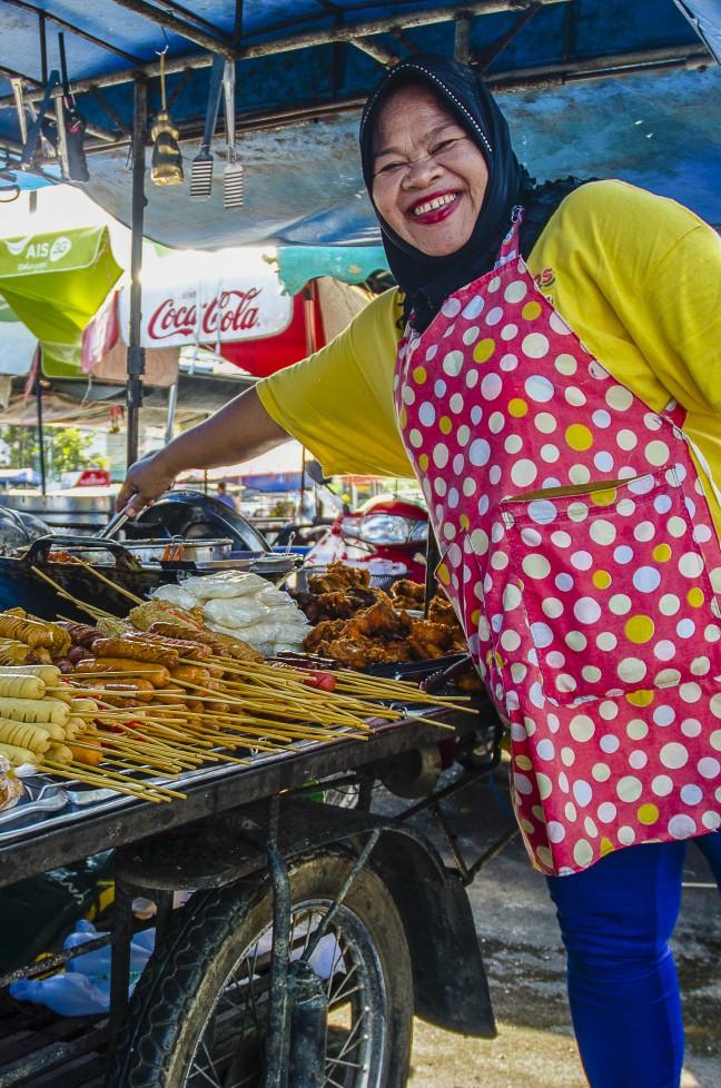 Dag van de lach in Khao Lak