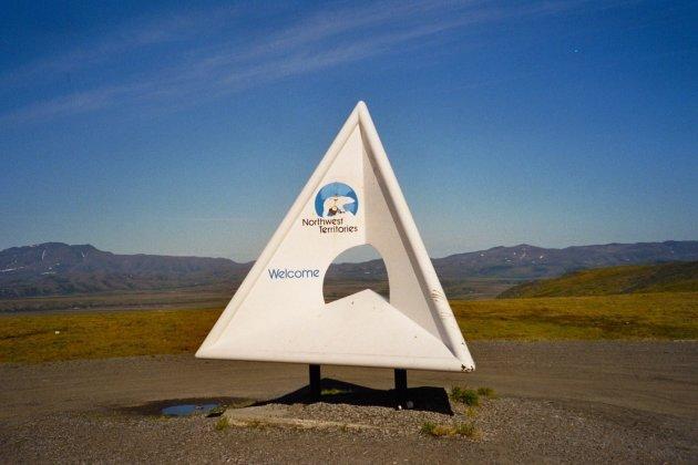 Welkom in Northwest Territories