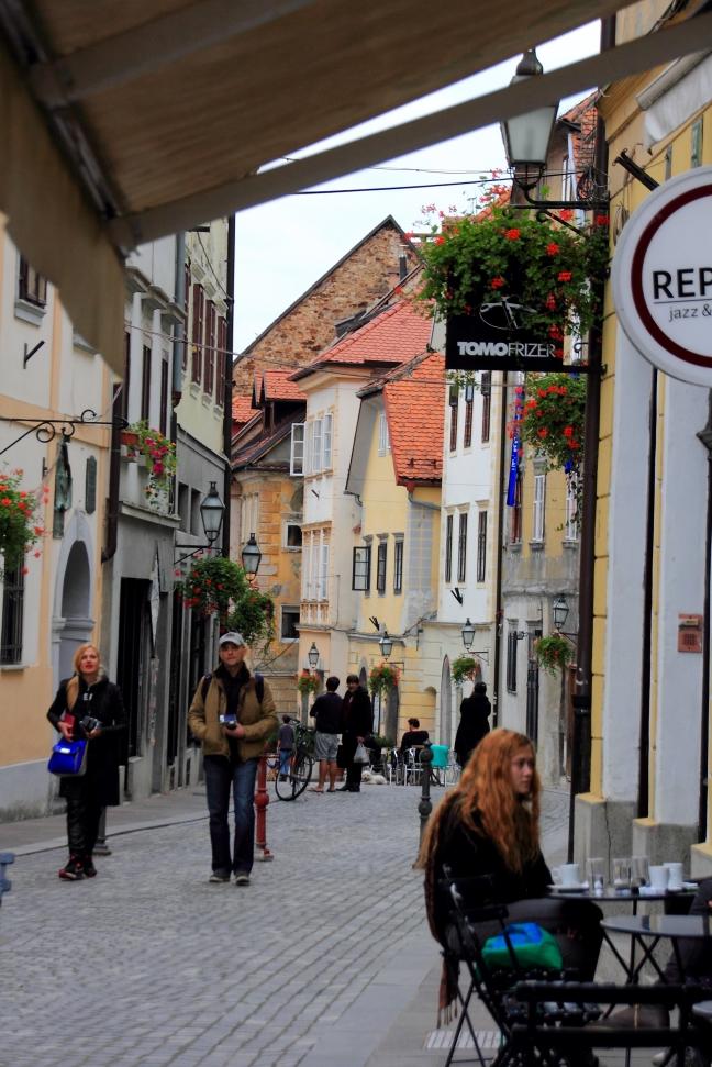 Lieflijk Ljubljana