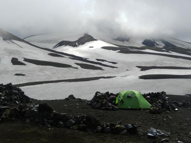 Gletsjer tentje