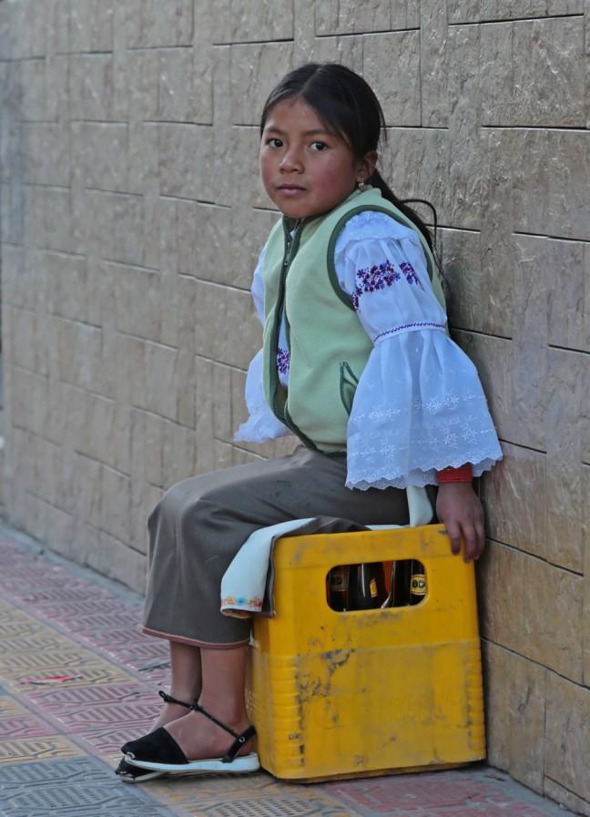 Kleine Otavaleña