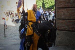 Middeleeuws feest van Cassine