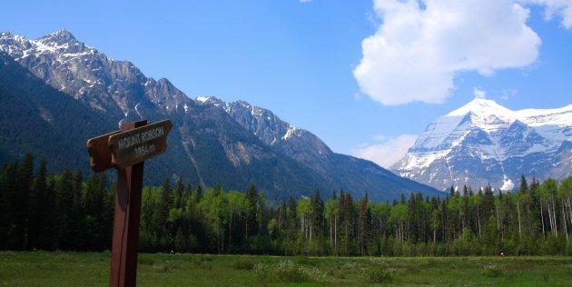 Hoe hoog is deze berg?