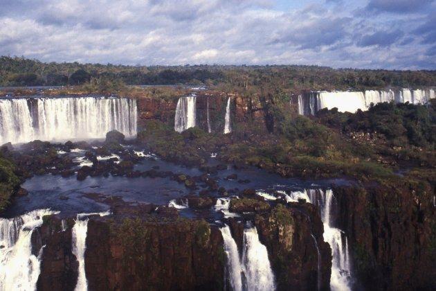 Iguazu, altijd indrukwekkend.