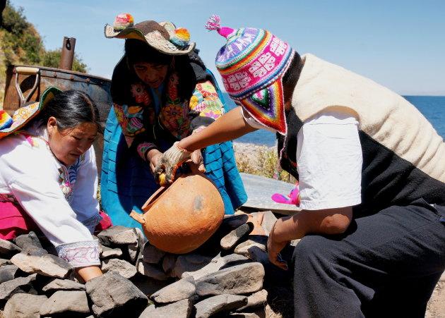 Traditionele Huatia