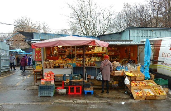Mini supermarkt ?