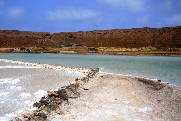 Zoutvlakte van Sal