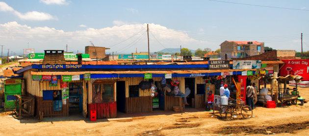 Winkelcentrum Kenia