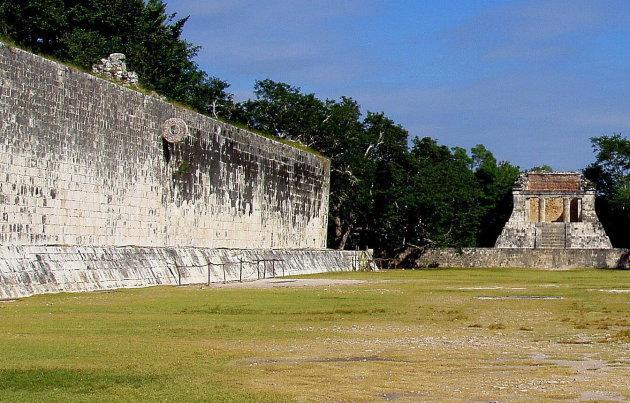 Maya balspel