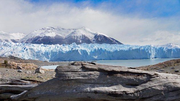 De machtige Perito Moreno