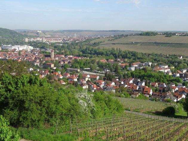 Omgeving Würzburg