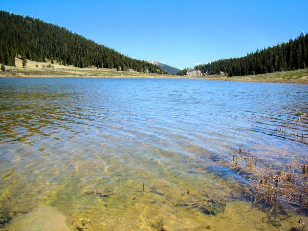 Mississippi en Colorado rivier