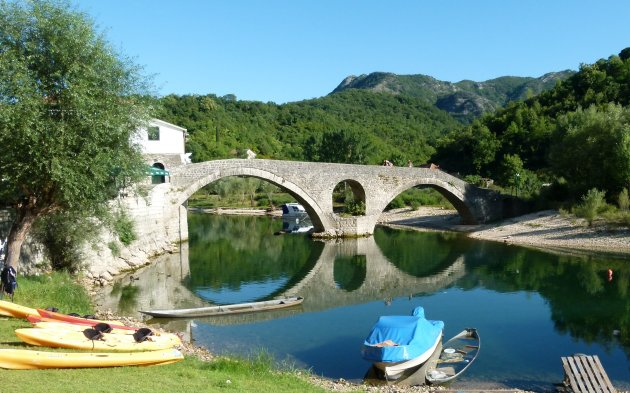 Montenegro Sindon hartje zomer