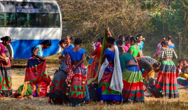 Tharu festival