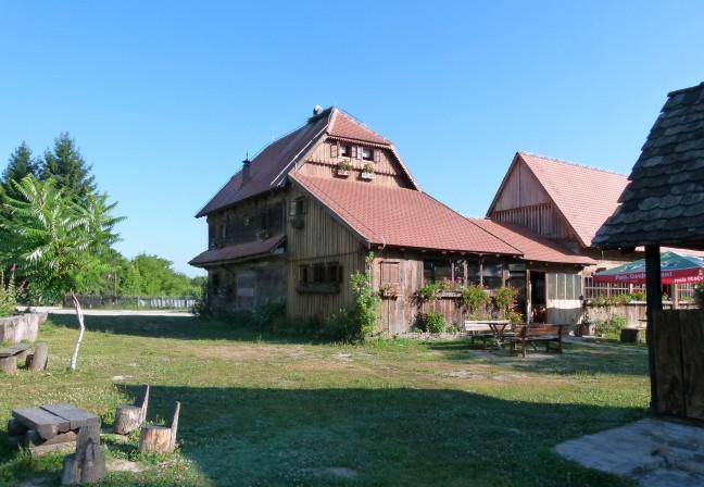 Ooievaars village