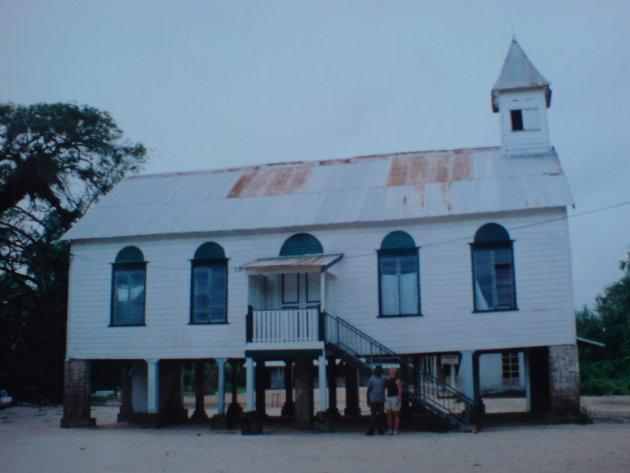 2001-2002 Onderweg door Coronie.