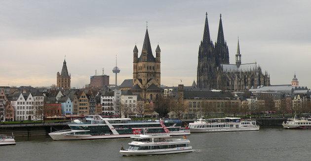 Torens in Keulen !
