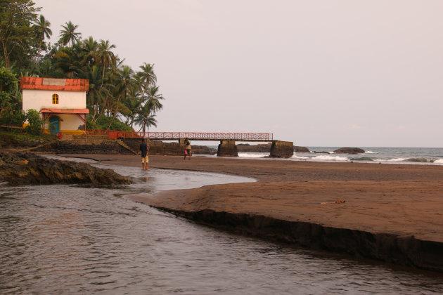 strandje Sao Joao dos Angolares