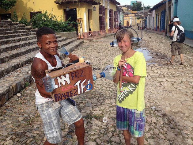 Roadtripervaring: de Cubaanse journalist
