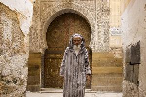 Fotograferen in de medina van Fes