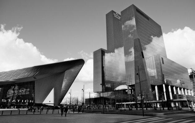 Rotterdam Centraal en Delftse Poort