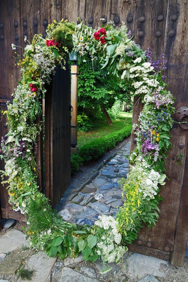fleurige toegang