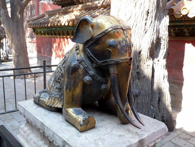 Chinese olifant