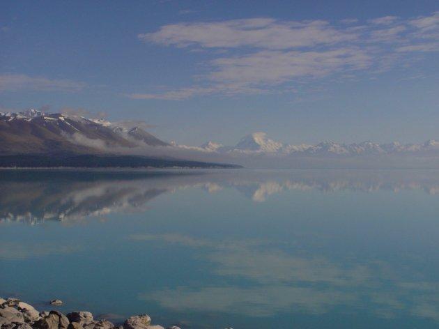 Zo onwerkelijk mooi, Lake Pukaki!