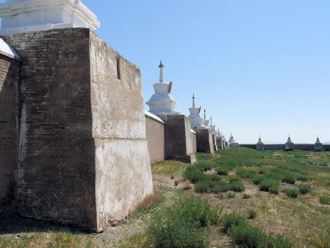 Eerste boeddhistische klooster