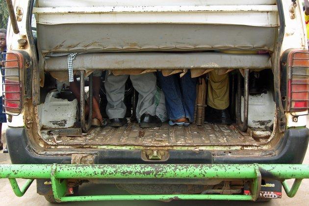 Open deur in Arusha