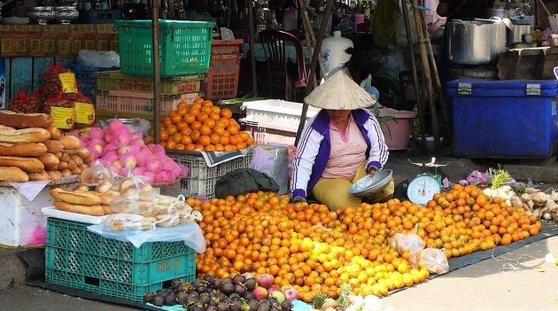 Wie wil er sinaasappels ?